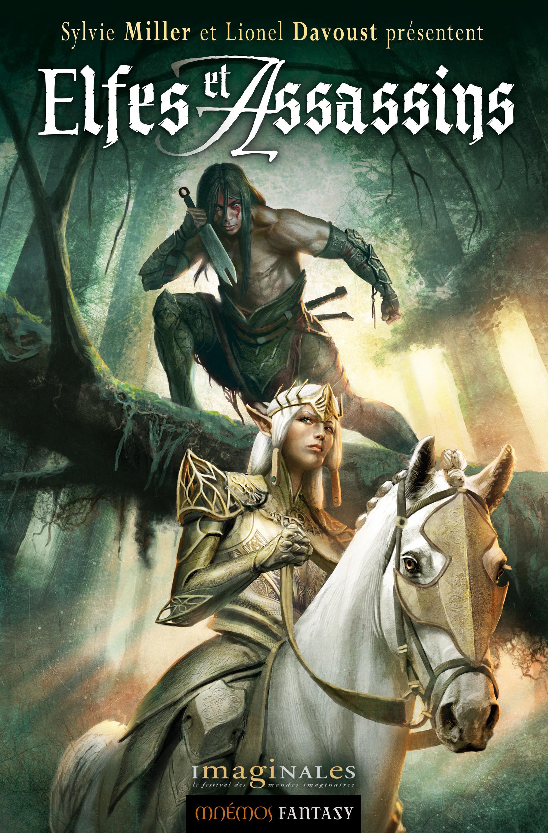Couverture de l'anthologie 2013.