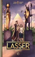 Lasser, détective des dieux, Intégrale 1 - Sylvie MILLER