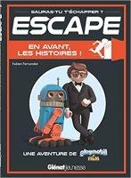 Escape ! Playmobil en avant les histoires: Une aventure Playmobil - Fabien FERNANDEZ