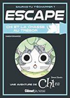 Escape ! Chi et la chasse au trésor - Fabien FERNANDEZ