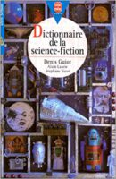 Dictionnaire de la science-fiction - Stéphanie NICOT
