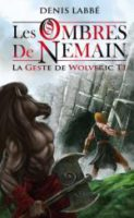 Les Ombres de Nemain - Denis LABBÉ