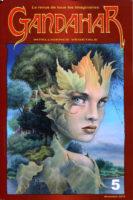Gandahar n°5 : Intelligence végétale - Andréa DESLACS