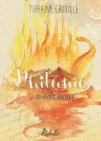 Phitanie: Les quatre royaumes - Tiphaine CROVILLE