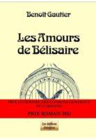 Les Amours de Bélisaire - Benoit Gautier