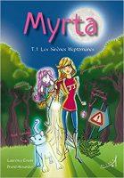 Myrta, tome 1 - Les sirènes kleptomanes - Laurence ERWIN