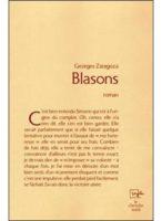 Blasons - Georges ZARAGOZA