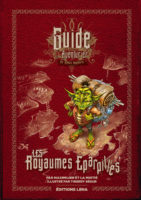 Les royaumes éparpillés / guide de voyage aventurier des mondes imaginaires - MAXIMILIEN ET LA MOITIÉ