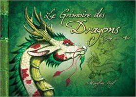 Le Grimoire des Dragons, Voyage en Asie - Maryline Weyl