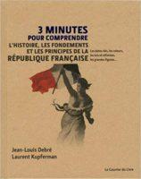 3 minutes pour comprendre l'Histoire, les fondements et les principes de la République française - Laurent Kupferman