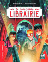 La Toute Petite Librairie - Adeline RUEL