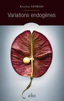 Variations endogènes - Karoline GEORGES 🇨🇦