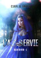 Bleu divin - Coralie DARCY