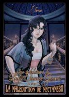 Les tribulations de Lady Eleanor Grant - La Malédiction de Nectanébo -  J.JAMES